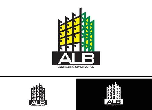 ALB Engineering Construction  A Logo, Monogram, or Icon  Draft # 60 by yoceramika
