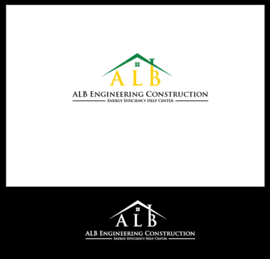ALB Engineering Construction  A Logo, Monogram, or Icon  Draft # 87 by satisfactions