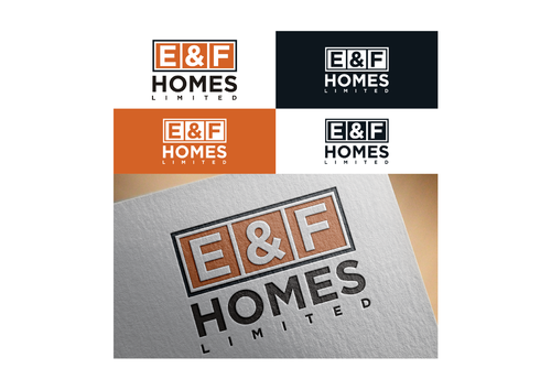 E&F Homes (Limited) A Logo, Monogram, or Icon  Draft # 310 by wadaslintang