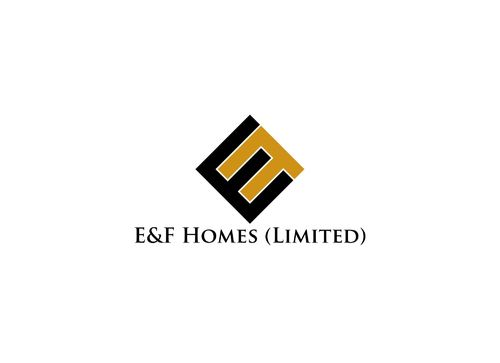 E&F Homes (Limited) A Logo, Monogram, or Icon  Draft # 365 by crossdesain
