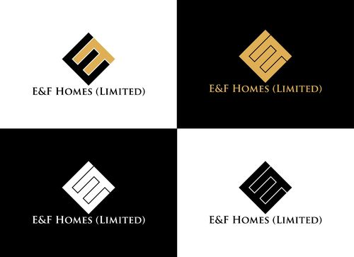 E&F Homes (Limited) A Logo, Monogram, or Icon  Draft # 454 by crossdesain