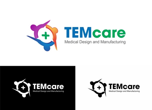 TEMcare Medical Design and Manufacturing  A Logo, Monogram, or Icon  Draft # 449 by mareingenii