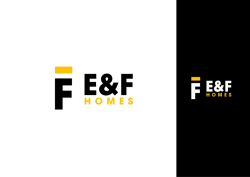 E&F Homes (Limited) A Logo, Monogram, or Icon  Draft # 669 by zonkcreative