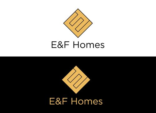 E&F Homes (Limited) A Logo, Monogram, or Icon  Draft # 674 by crossdesain