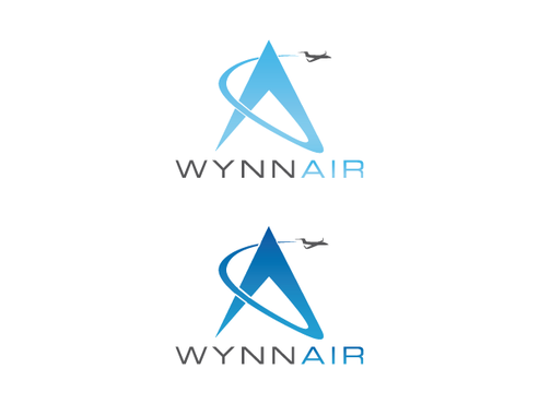 Wynn Air Logo Winning Design by LogoMetric