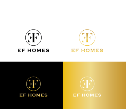 E&F Homes (Limited) A Logo, Monogram, or Icon  Draft # 693 by murJ123