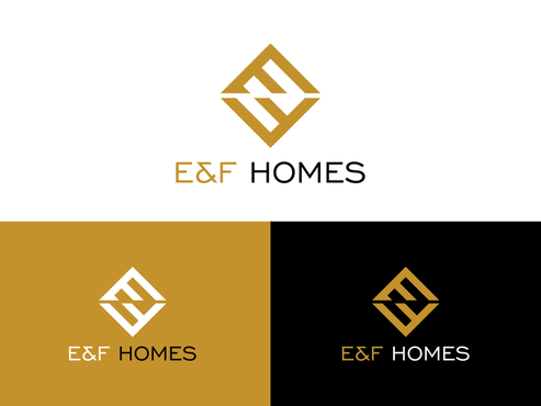 E&F Homes (Limited) A Logo, Monogram, or Icon  Draft # 695 by falconisty