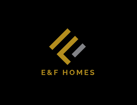 E&F Homes (Limited) Logo Winning Design by suhartini