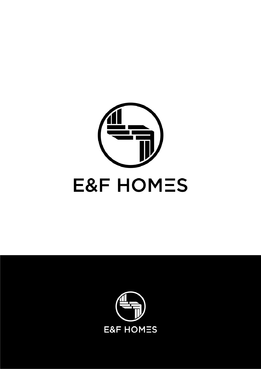 E&F Homes (Limited) A Logo, Monogram, or Icon  Draft # 723 by jiraya
