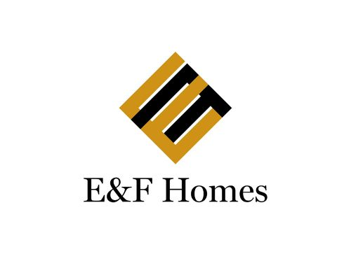 E&F Homes (Limited) A Logo, Monogram, or Icon  Draft # 726 by crossdesain