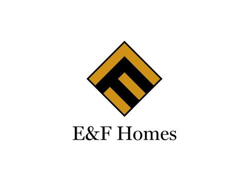 E&F Homes (Limited) A Logo, Monogram, or Icon  Draft # 727 by crossdesain