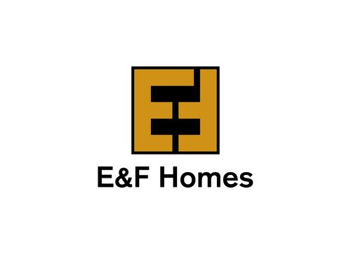 E&F Homes (Limited) A Logo, Monogram, or Icon  Draft # 728 by crossdesain