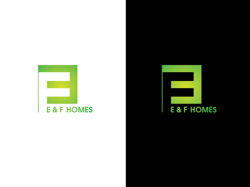 E&F Homes (Limited) A Logo, Monogram, or Icon  Draft # 741 by graphicsB8