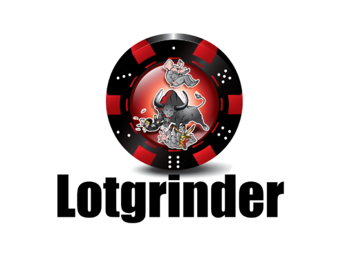 Lotgrinder A Logo, Monogram, or Icon  Draft # 123 by Tensai971