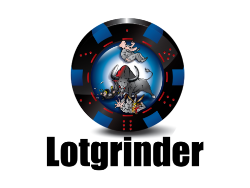 Lotgrinder A Logo, Monogram, or Icon  Draft # 127 by Tensai971
