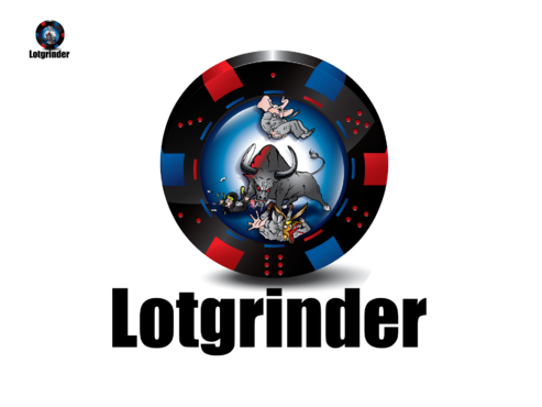 Lotgrinder A Logo, Monogram, or Icon  Draft # 128 by Tensai971