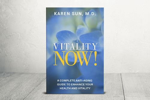 Vitality Now! A Comprehensive Guide to Anti-Aging, Rejuvenation, and Vibrant Health