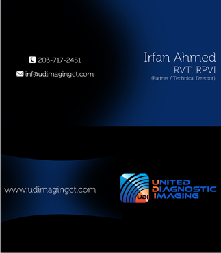United Diagnostic Imaging  Business Cards and Stationery  Draft # 140 by kaushal57