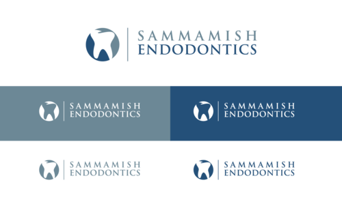 Sammamish Endodontics Logo Winning Design by anijams