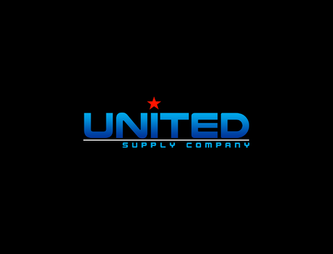 United Supply Company A Logo, Monogram, or Icon  Draft # 592 by DeathDesign