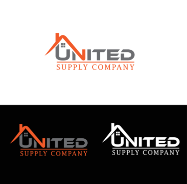 United Supply Company A Logo, Monogram, or Icon  Draft # 601 by jynemaze