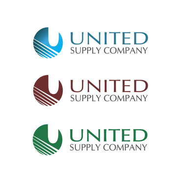 United Supply Company A Logo, Monogram, or Icon  Draft # 654 by dulur94
