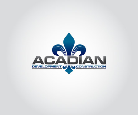 Acadian Development & Construction A Logo, Monogram, or Icon  Draft # 244 by Designeye