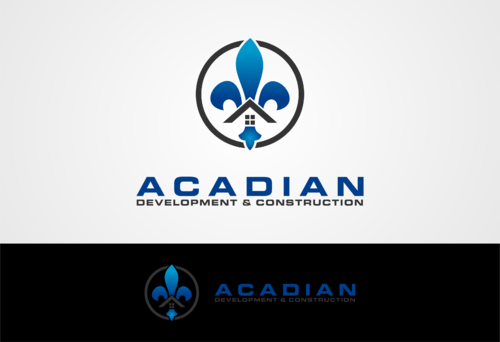 Acadian Development & Construction A Logo, Monogram, or Icon  Draft # 263 by Jaaaaay22