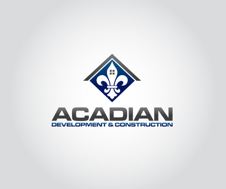 Acadian Development & Construction A Logo, Monogram, or Icon  Draft # 277 by Designeye