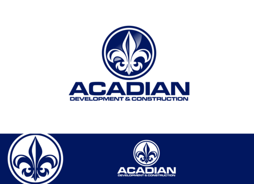 Acadian Development & Construction A Logo, Monogram, or Icon  Draft # 280 by Miroslav
