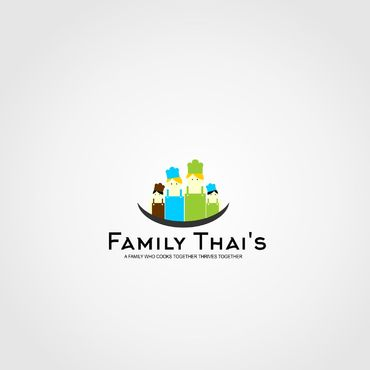 Family Thai's  A Logo, Monogram, or Icon  Draft # 3 by AgusRustandi