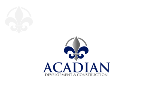 Acadian Development & Construction A Logo, Monogram, or Icon  Draft # 290 by Miroslav