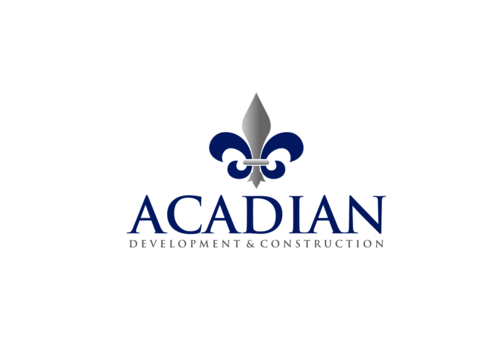 Acadian Development & Construction A Logo, Monogram, or Icon  Draft # 296 by Miroslav