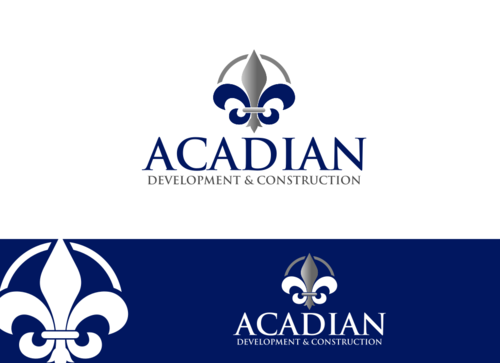Acadian Development & Construction A Logo, Monogram, or Icon  Draft # 298 by Miroslav
