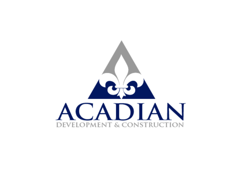 Acadian Development & Construction A Logo, Monogram, or Icon  Draft # 316 by jazzy