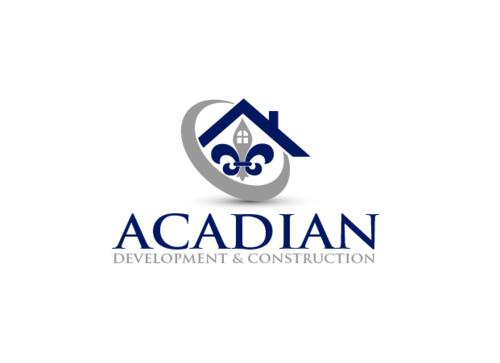 Acadian Development & Construction A Logo, Monogram, or Icon  Draft # 321 by jazzy