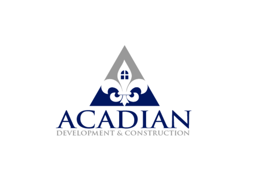 Acadian Development & Construction A Logo, Monogram, or Icon  Draft # 322 by jazzy