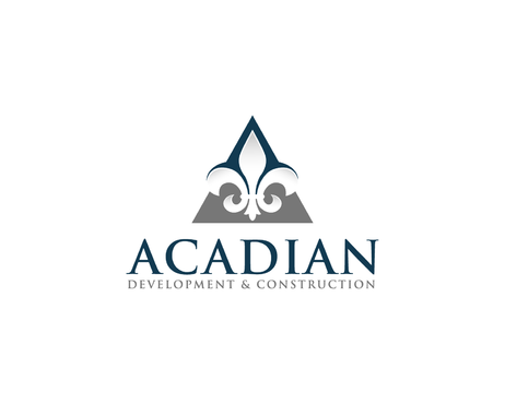 Acadian Development & Construction A Logo, Monogram, or Icon  Draft # 324 by EEgraphix