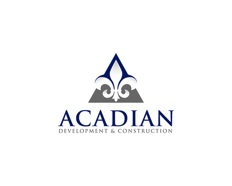 Acadian Development & Construction A Logo, Monogram, or Icon  Draft # 325 by EEgraphix