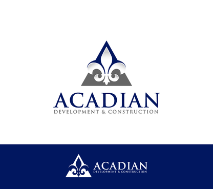 Acadian Development & Construction A Logo, Monogram, or Icon  Draft # 327 by EEgraphix