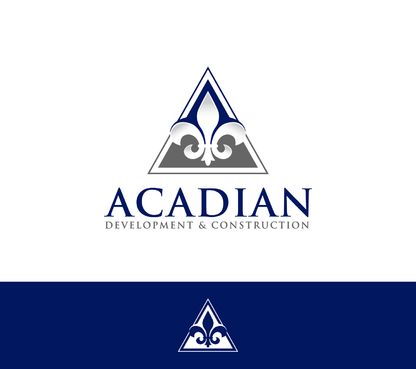 Acadian Development & Construction A Logo, Monogram, or Icon  Draft # 328 by EEgraphix