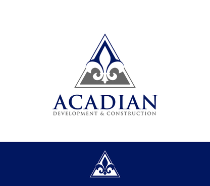 Acadian Development & Construction A Logo, Monogram, or Icon  Draft # 329 by EEgraphix
