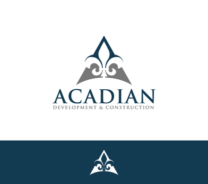 Acadian Development & Construction A Logo, Monogram, or Icon  Draft # 330 by EEgraphix