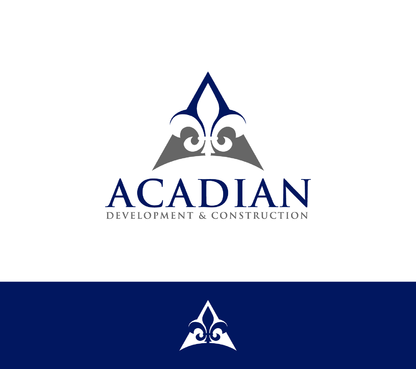 Acadian Development & Construction A Logo, Monogram, or Icon  Draft # 331 by EEgraphix