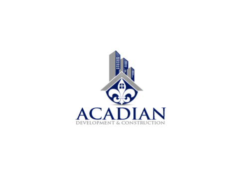 Acadian Development & Construction A Logo, Monogram, or Icon  Draft # 343 by jazzy