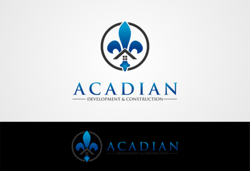 Acadian Development & Construction A Logo, Monogram, or Icon  Draft # 351 by Jaaaaay22