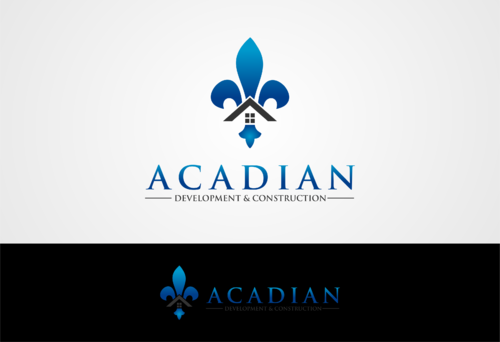 Acadian Development & Construction A Logo, Monogram, or Icon  Draft # 352 by Jaaaaay22