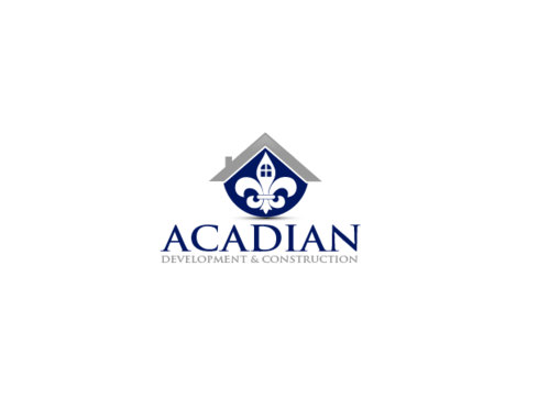 Acadian Development & Construction A Logo, Monogram, or Icon  Draft # 388 by jazzy