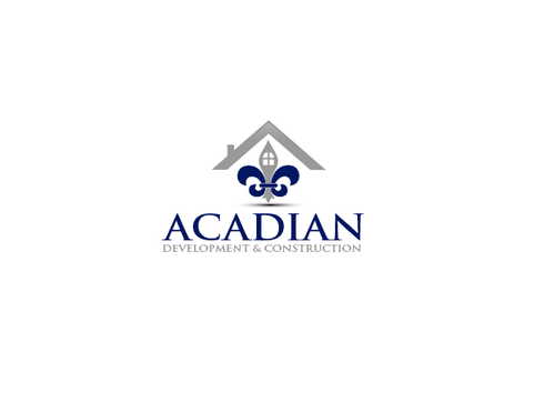 Acadian Development & Construction A Logo, Monogram, or Icon  Draft # 389 by jazzy