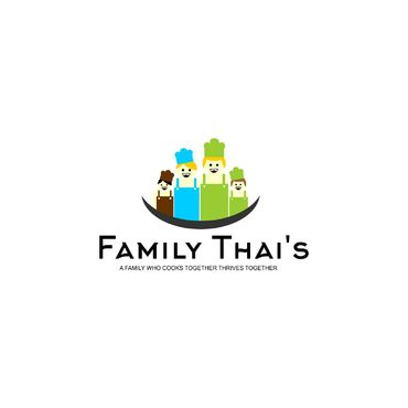 Family Thai's  A Logo, Monogram, or Icon  Draft # 5 by AgusRustandi